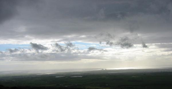 Morecambe Bay and Heysham Power Station