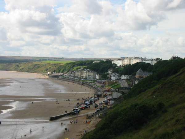 Filey and Filey Sands