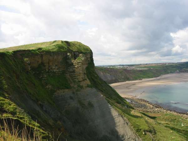 Lebberston Cliff and Cayton Sands