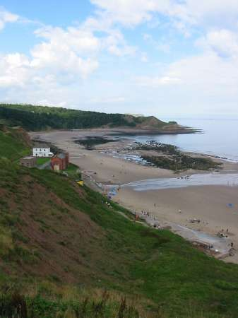 Cayton Sands and Osgodby Point