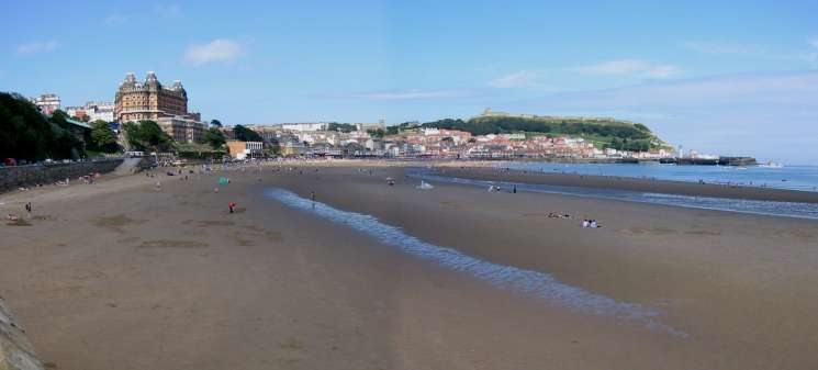 The Grand Hotel and South Bay, Scarborough
