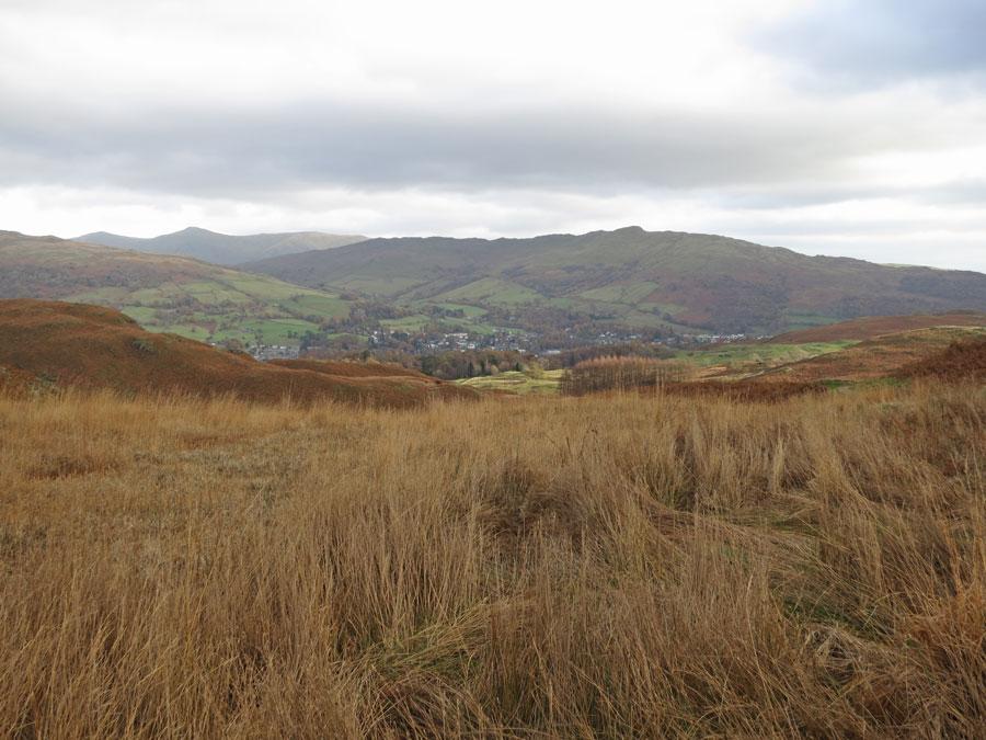 Towards Wansfell and Ambleside