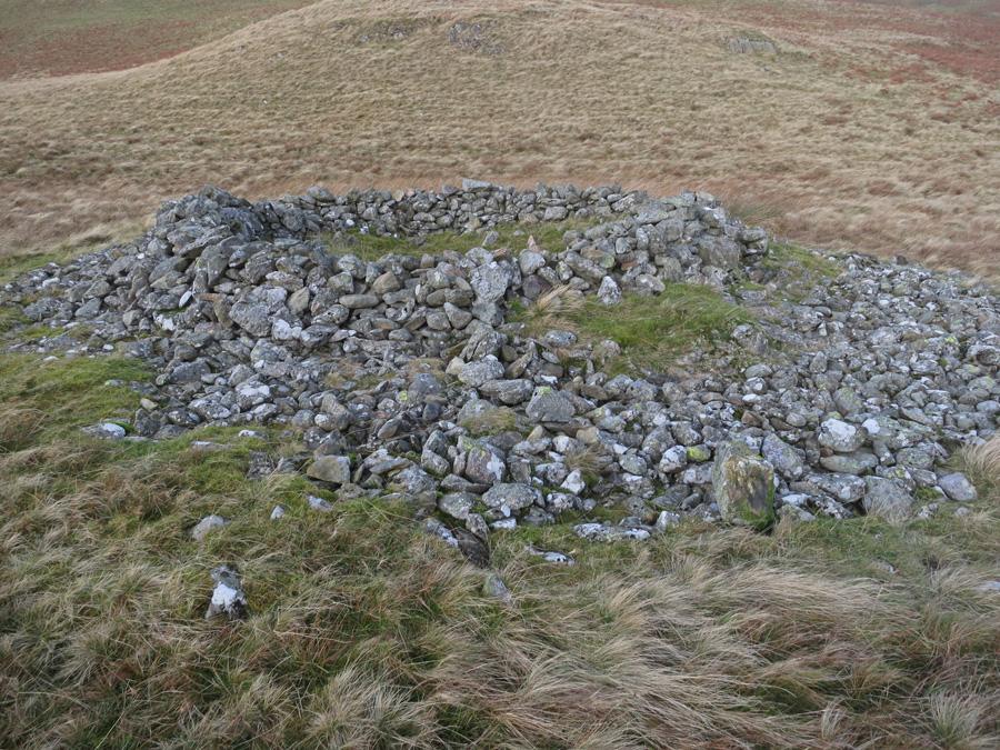 Prehistoric round cairn