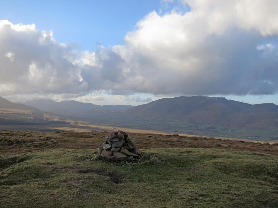 Great Mell Fell summit