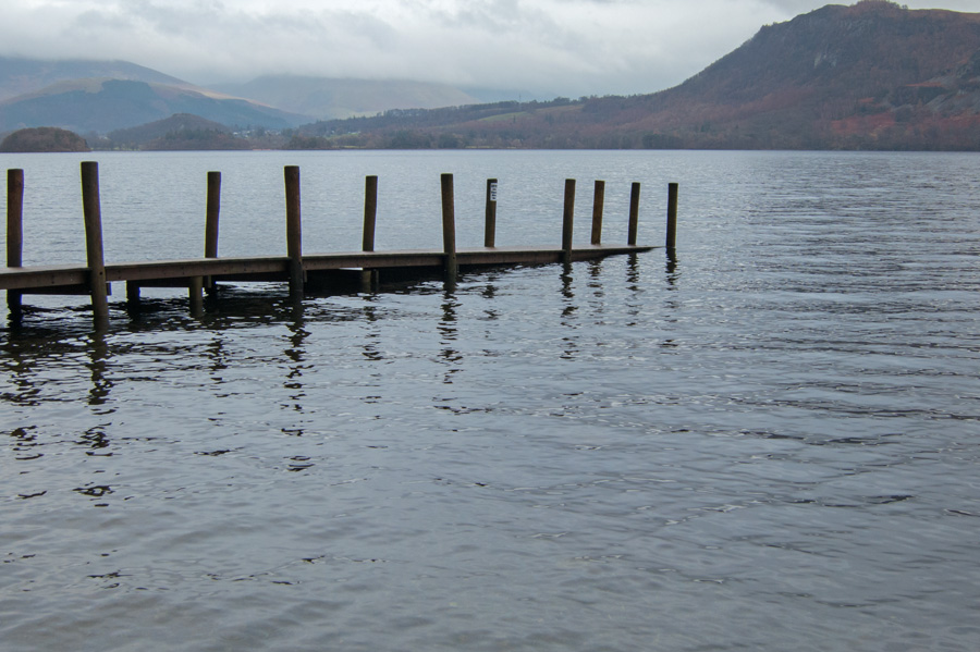 High Brandelhow jetty