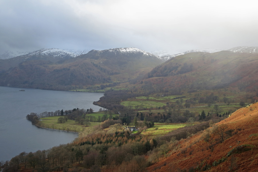 Aira Point and Lyulph's Tower