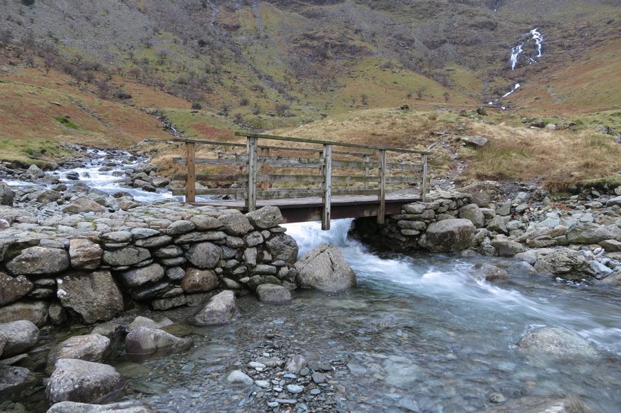 Warnscale Beck bridge