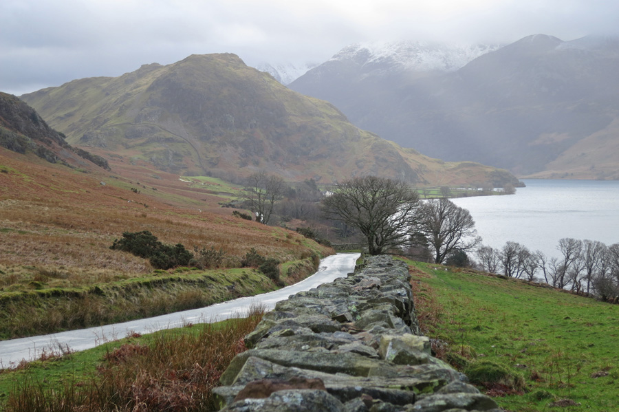 Rannerdale Knotts, this morning's objective