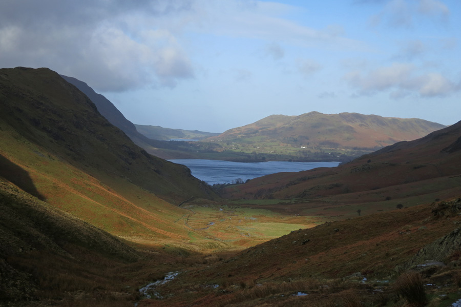 Looking into Rannerdale