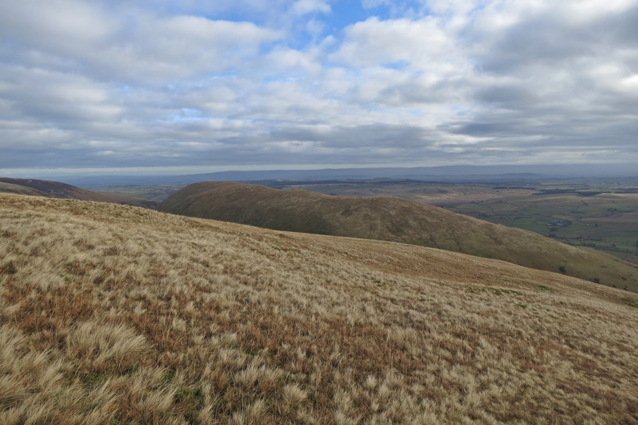 Looking across to Souther Fell