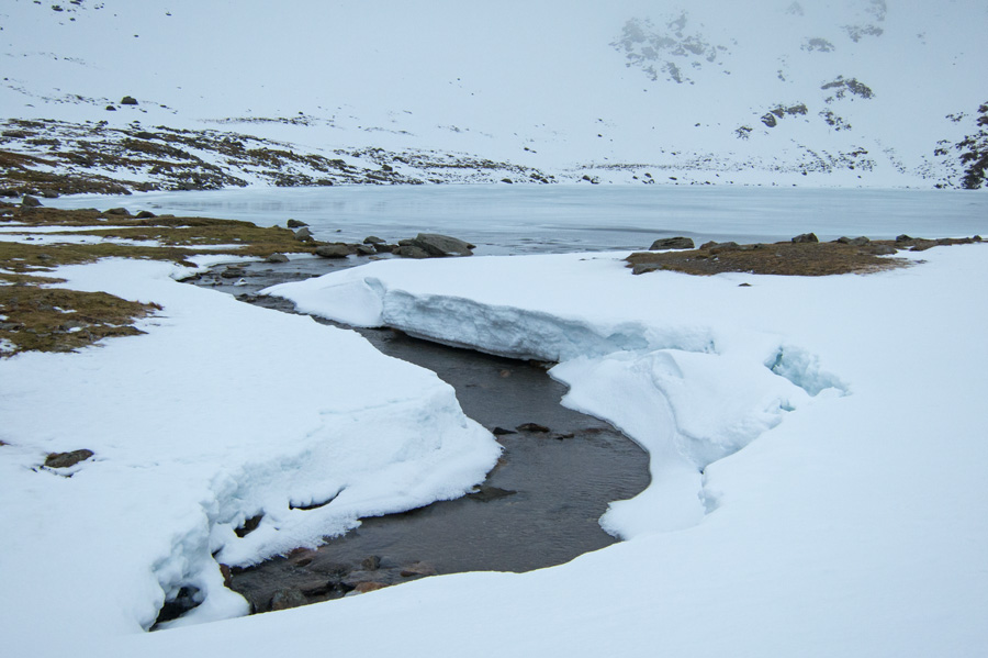 Red Tarn outflow