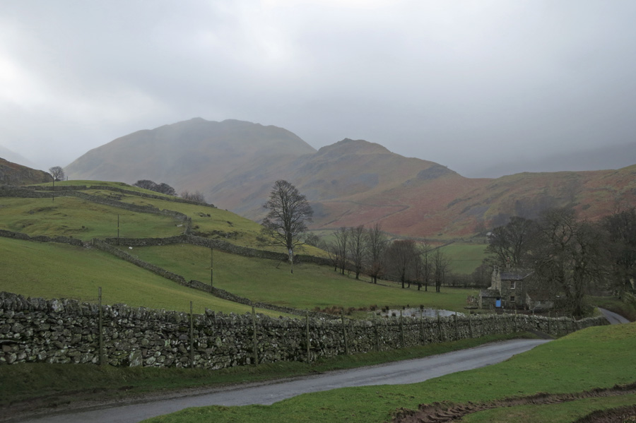 Winter Crag and Beda Head