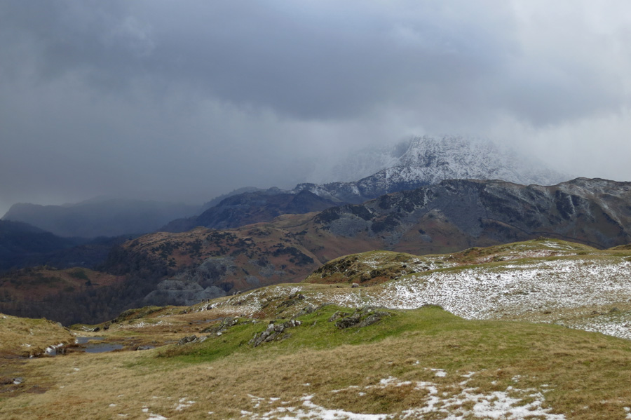 Wetherlam gets some weather