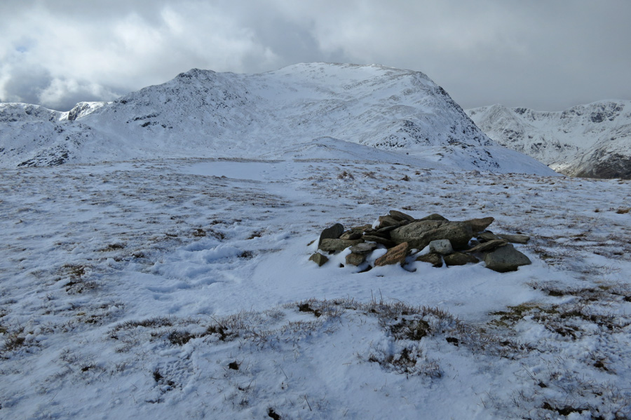 St Sunday Crag from Birks summit