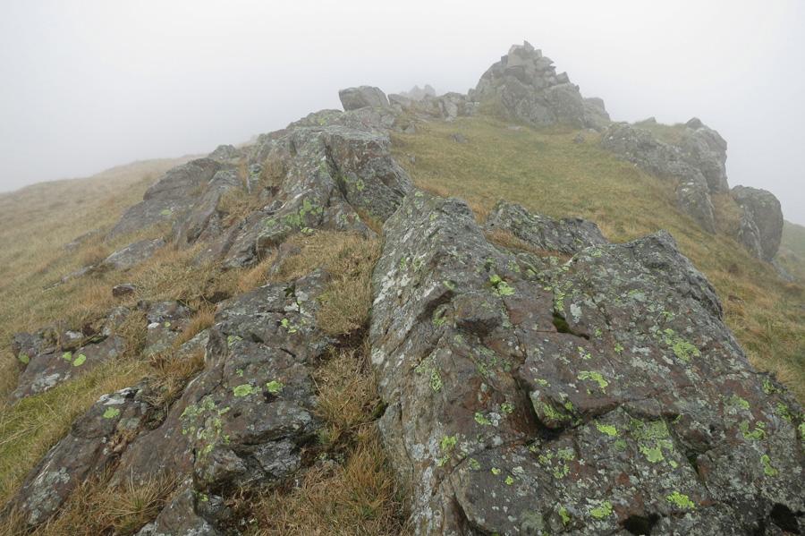 Angletarn Pikes' southern top
