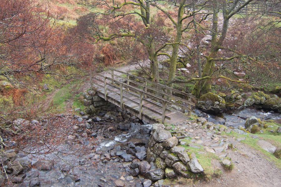 Bridge over Scalehow Beck