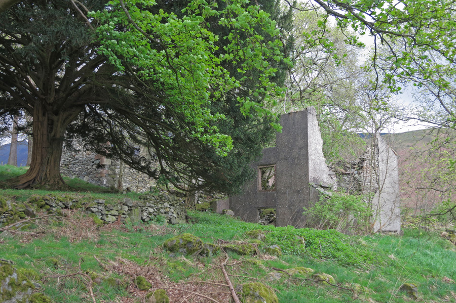 High Coledale, requires modernising