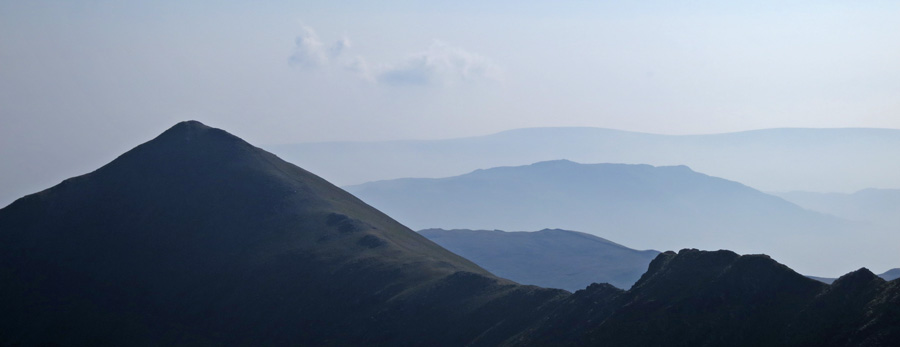 Catstycam and Swirral Edge