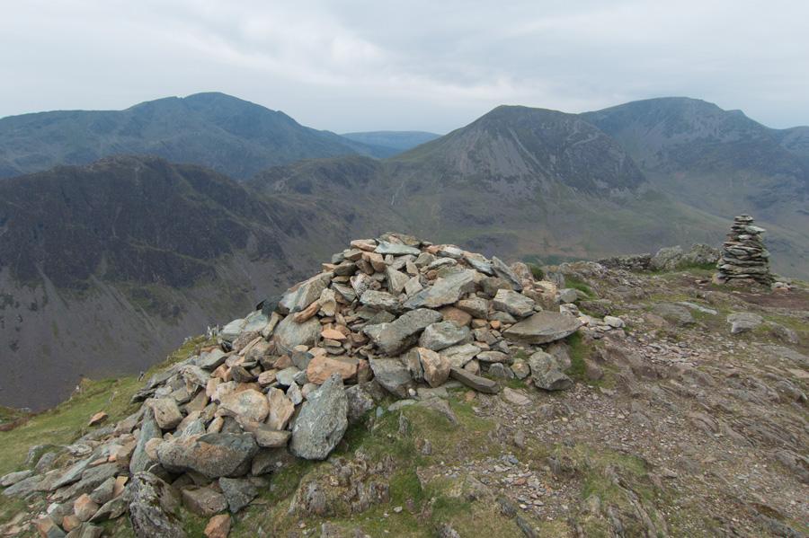 Fleetwith Pike's summit
