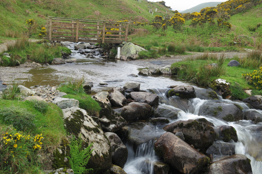Carrock Beck Ford