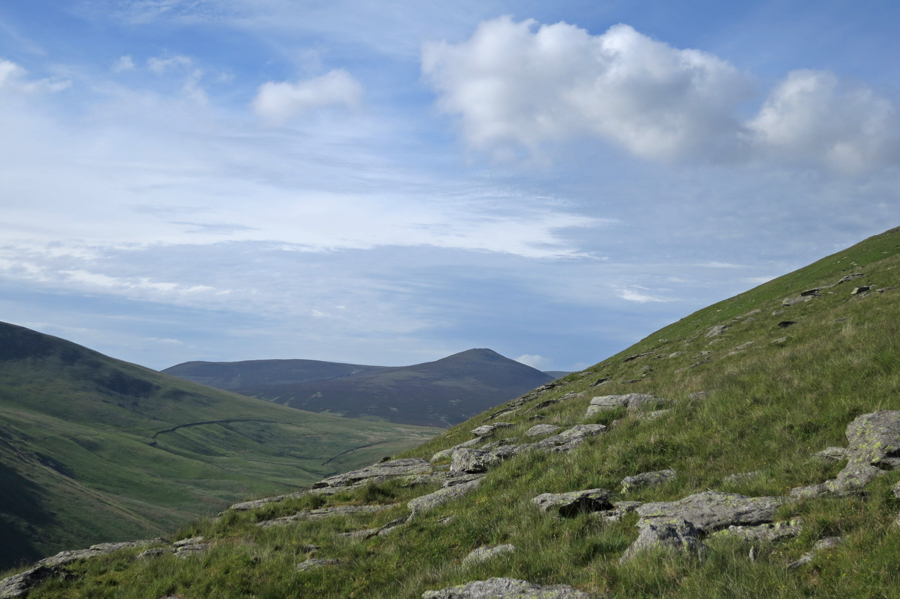 Great Calva to the north