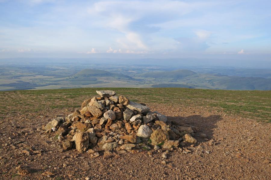 Great Dodd summit cairn