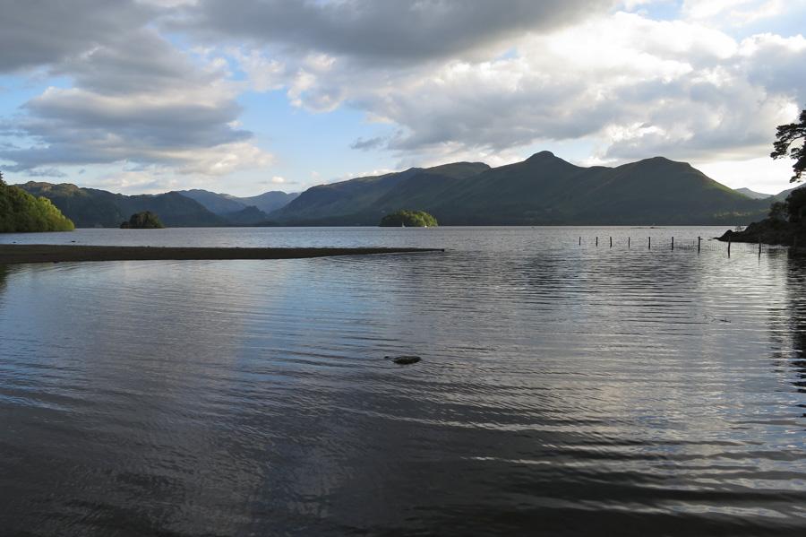 Across Derwent Water to Catbells