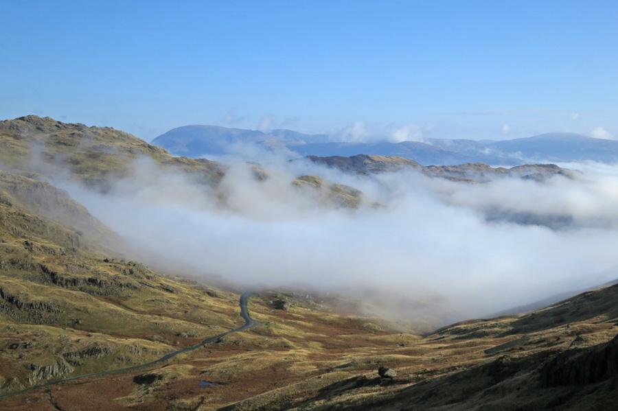 Cloud in Little Langdale