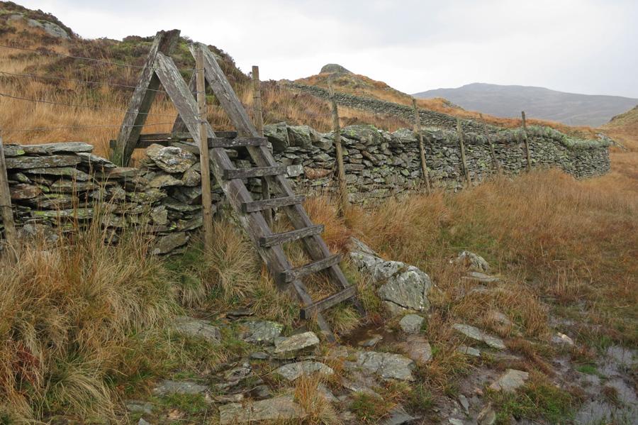 On Grange Fell