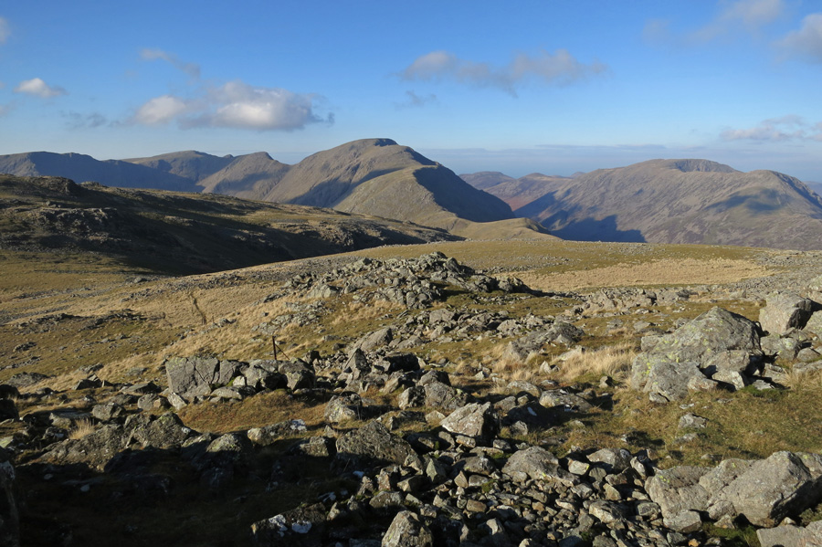 Pillar and Ennerdale from the east top
