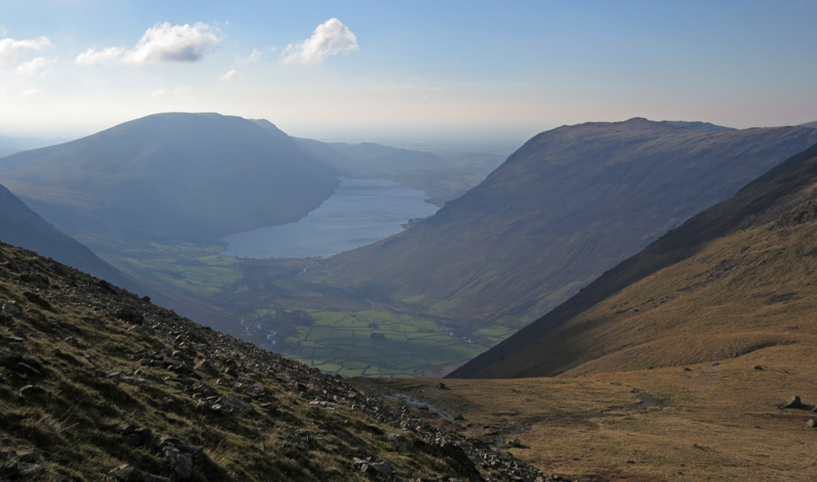 Wasdale from Beck Head