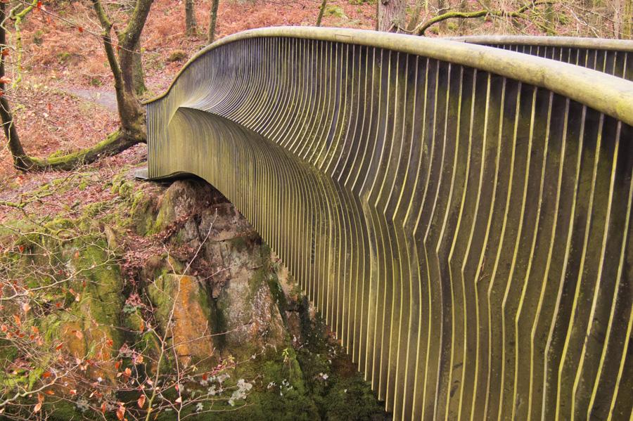 Woodburn Bridge across the River Brathay