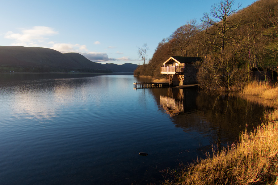 [[Itm:568|The Duke of Portland Boathouse]], Ullswater