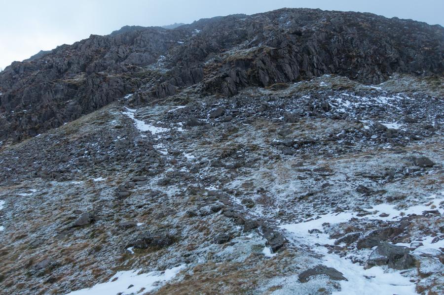 Haystacks from Scarth Gap