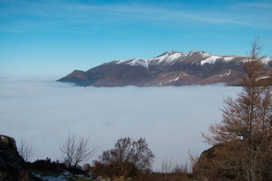 Keswick is under the cloud