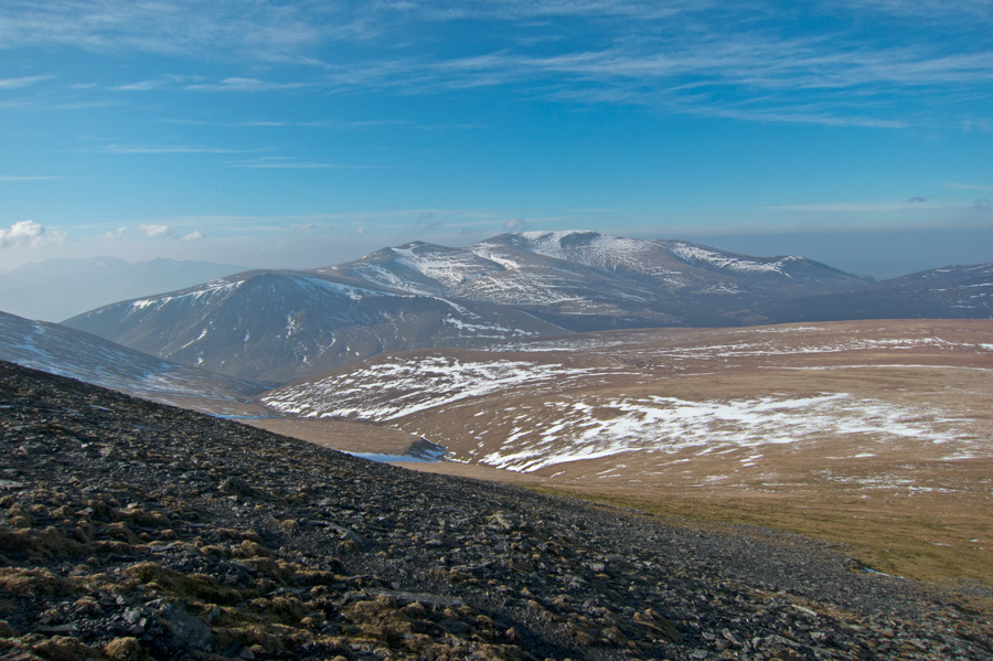 Skiddaw from Blue Screes