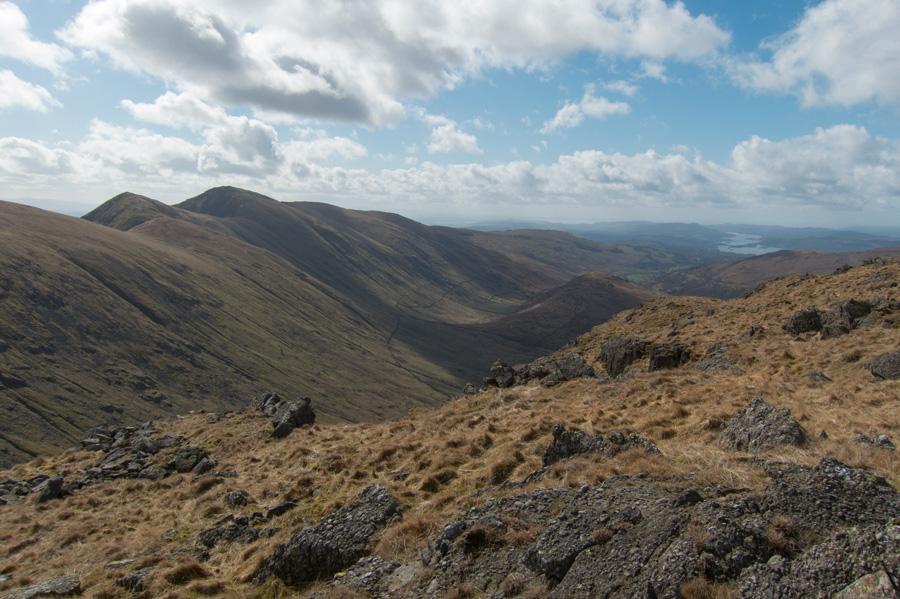 The Ill Bell ridge