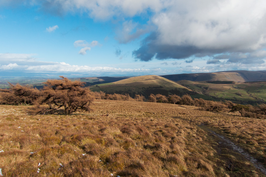 Looking towards Little Mell Fell