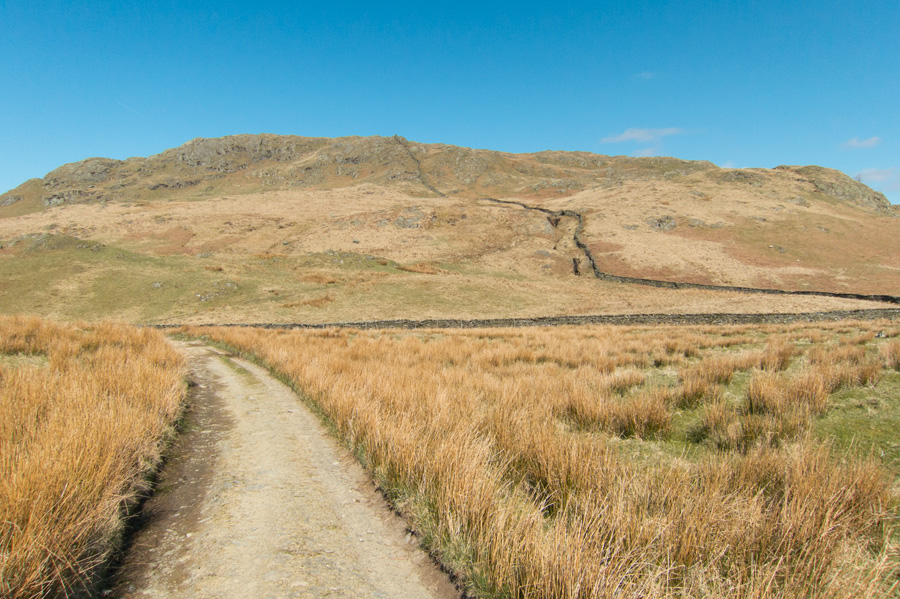 ...and again as I reach the track between Kentmere and Sadgill