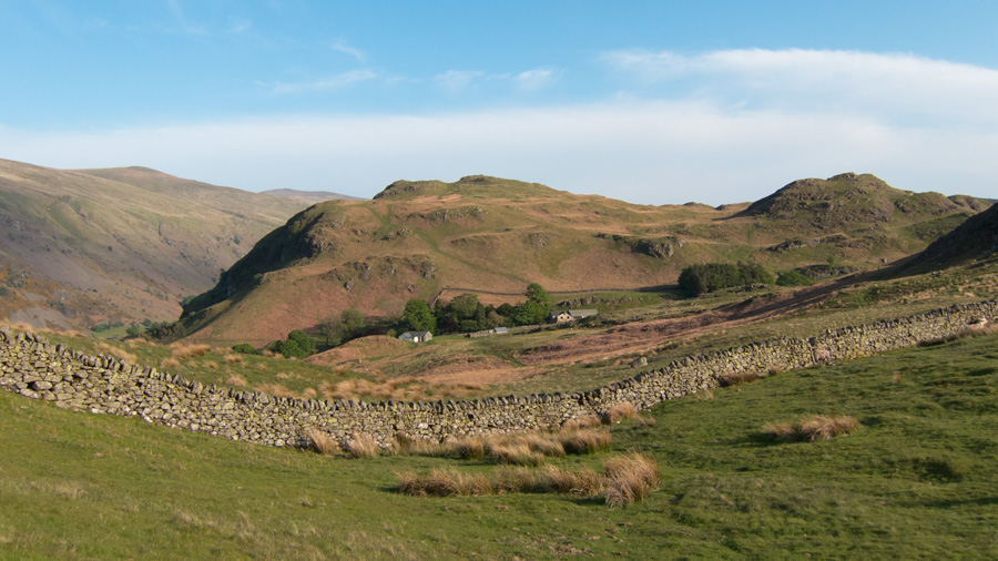 High Rigg ahead