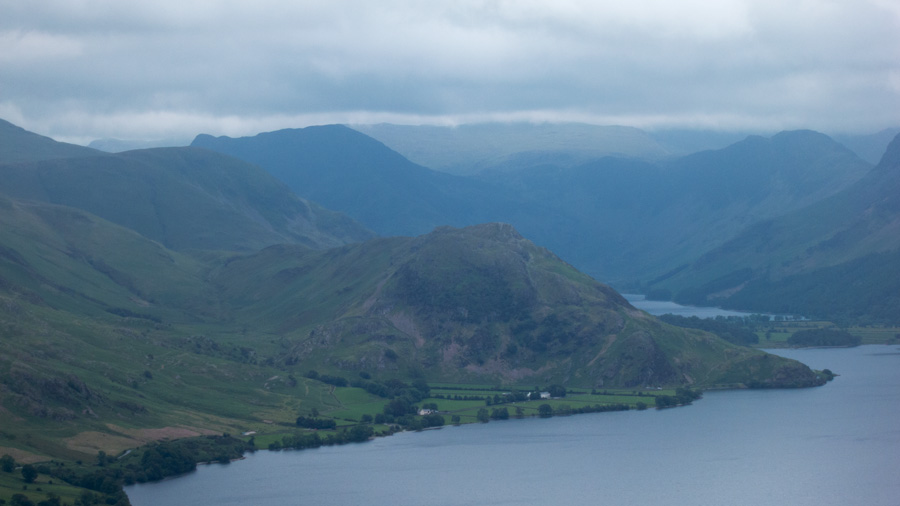 Zooming in on Rannerdale Knotts
