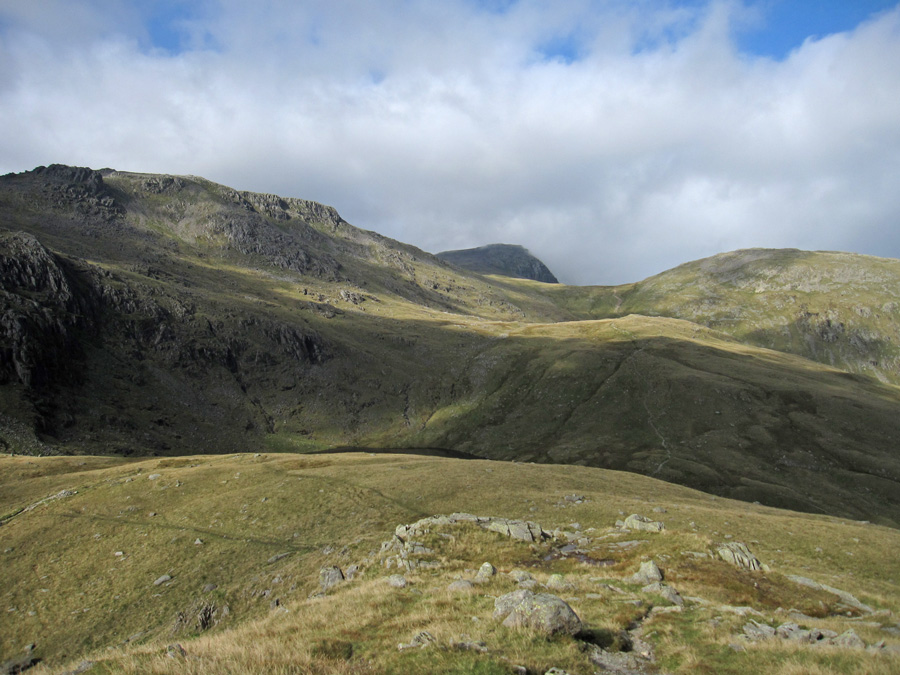 Esk Pike, Great End and Allen Crags