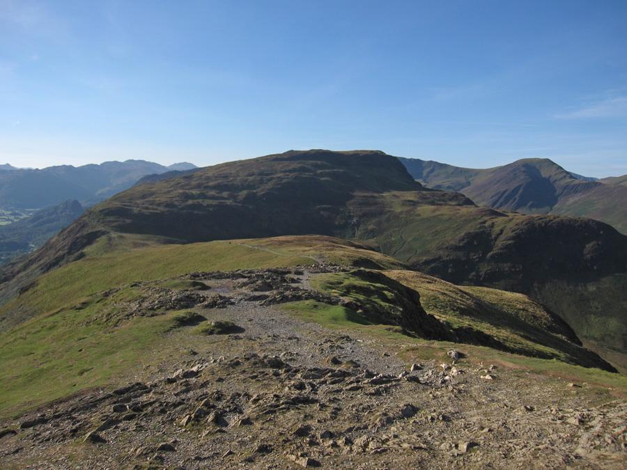 Maiden Moor from Catbells summit