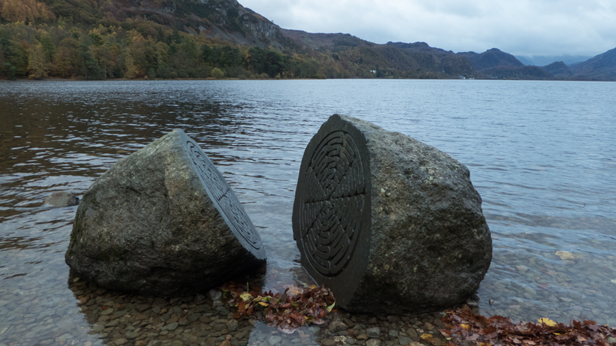 The Hundred Year Stone, Calfclose Bay, Derwent Water