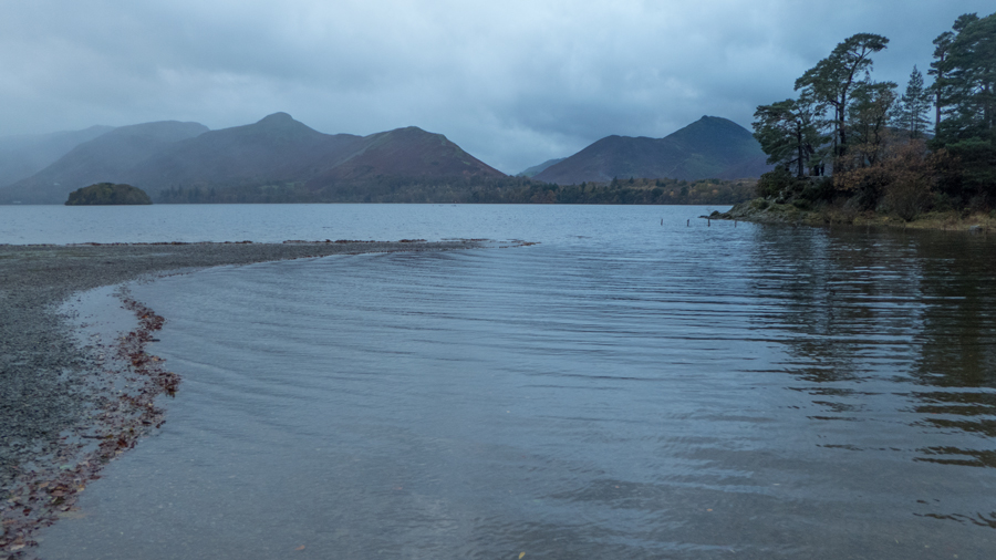 Catbells, Causey Pike and Friar's Crag