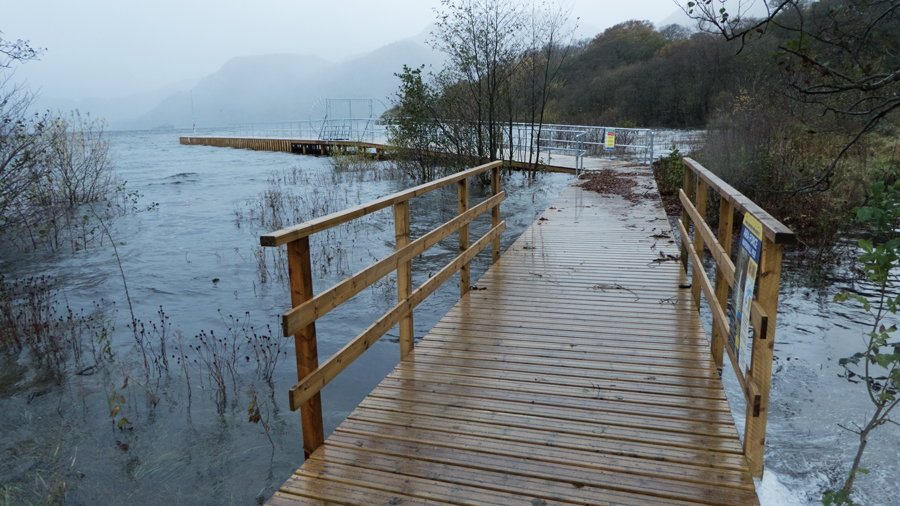 Aira Force Pier