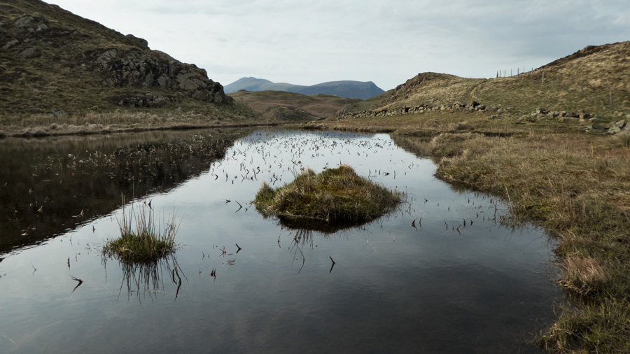 One of the many tarns