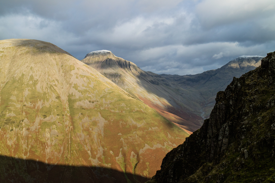 Kirk Fell and Great Gable