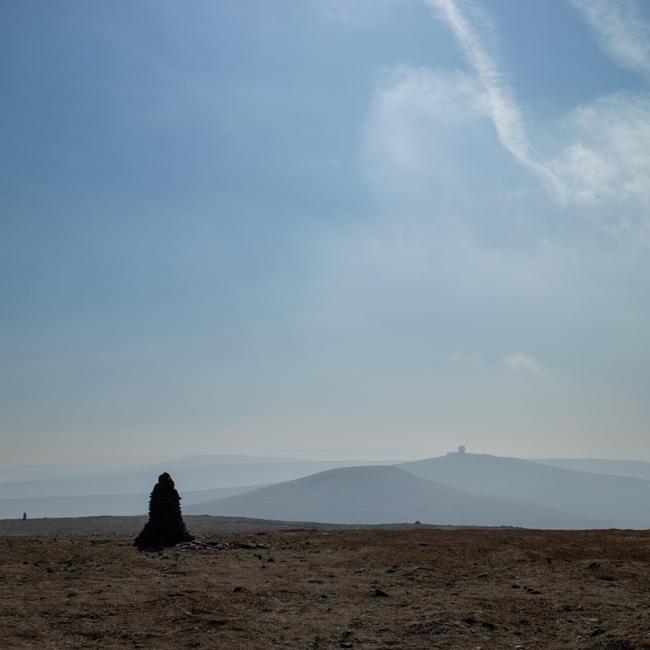 Towards Great Dun Fell