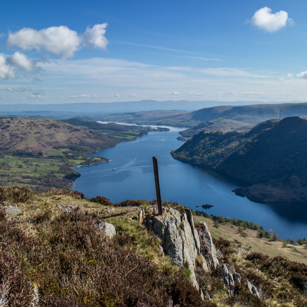 ...and down Ullswater